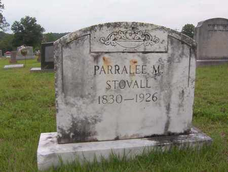 STOVALL, PARRALEE MARILDA - Sharp County, Arkansas | PARRALEE MARILDA STOVALL - Arkansas Gravestone Photos
