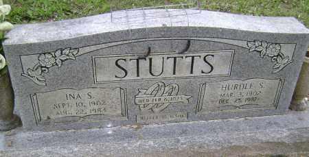 STUTTS, HURDLE S - Sharp County, Arkansas | HURDLE S STUTTS - Arkansas Gravestone Photos
