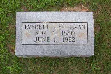 SULLIVAN, MD, EVERETT LESTER - Sharp County, Arkansas | EVERETT LESTER SULLIVAN, MD - Arkansas Gravestone Photos