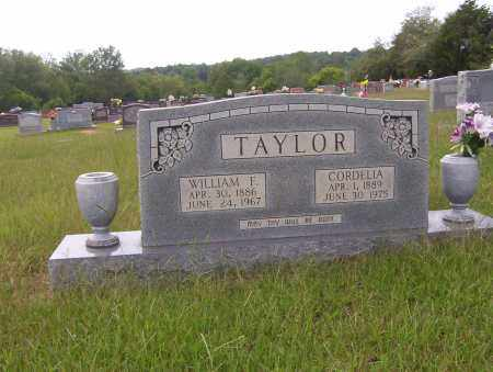 TAYLOR, WILLIAM - Sharp County, Arkansas | WILLIAM TAYLOR - Arkansas Gravestone Photos