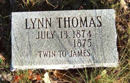 THOMAS, LYNN - Sharp County, Arkansas | LYNN THOMAS - Arkansas Gravestone Photos