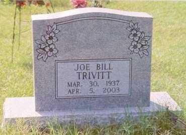 TRIVITT, JOE BILL - Sharp County, Arkansas | JOE BILL TRIVITT - Arkansas Gravestone Photos