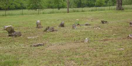 *UNKNOWN STONES OVERVIEW,  - Sharp County, Arkansas |  *UNKNOWN STONES OVERVIEW - Arkansas Gravestone Photos