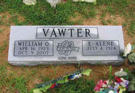 VAWTER, WILLIAM OLIVER - Sharp County, Arkansas | WILLIAM OLIVER VAWTER - Arkansas Gravestone Photos
