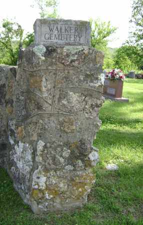 * WALKER CEMETERY,  - Sharp County, Arkansas |  * WALKER CEMETERY - Arkansas Gravestone Photos
