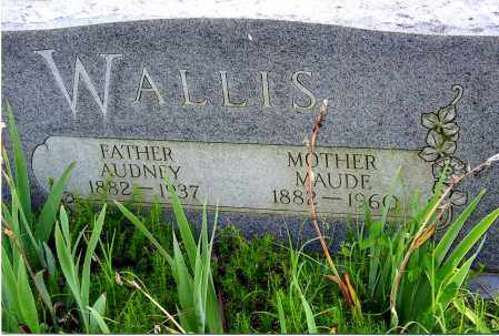WALLIS, MAUDE - Sharp County, Arkansas | MAUDE WALLIS - Arkansas Gravestone Photos