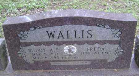 WALLIS, BUDDY A R - Sharp County, Arkansas | BUDDY A R WALLIS - Arkansas Gravestone Photos