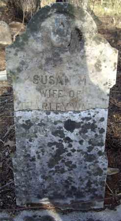WARE, SUSAN M. - Sharp County, Arkansas | SUSAN M. WARE - Arkansas Gravestone Photos