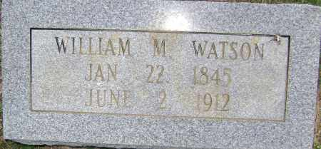 WATSON, WILLIAM MILES - Sharp County, Arkansas | WILLIAM MILES WATSON - Arkansas Gravestone Photos