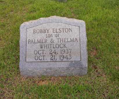 WHITLOCK, BOBBY ELSTON - Sharp County, Arkansas   BOBBY ELSTON WHITLOCK - Arkansas Gravestone Photos