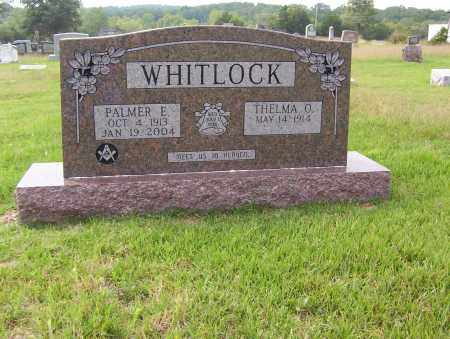 WHITLOCK, PALMER - Sharp County, Arkansas | PALMER WHITLOCK - Arkansas Gravestone Photos
