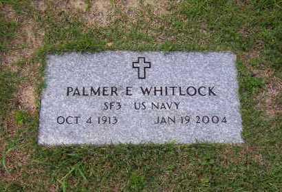 WHITLOCK (VETERAN), PALMER - Sharp County, Arkansas | PALMER WHITLOCK (VETERAN) - Arkansas Gravestone Photos