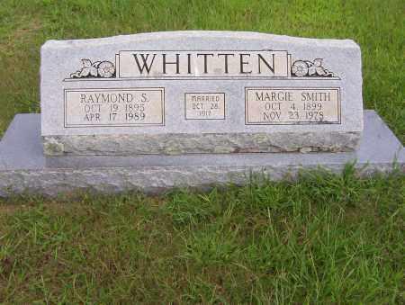 WHITTEN, RAYMOND SYLVESTER - Sharp County, Arkansas | RAYMOND SYLVESTER WHITTEN - Arkansas Gravestone Photos