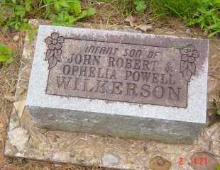 WILKERSON, INFANT SON - Sharp County, Arkansas   INFANT SON WILKERSON - Arkansas Gravestone Photos