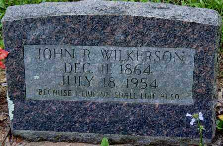 WILKERSON, JOHN ROBERT - Sharp County, Arkansas | JOHN ROBERT WILKERSON - Arkansas Gravestone Photos