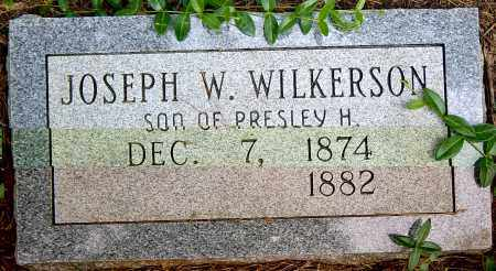 WILKERSON, JOSEPH W. - Sharp County, Arkansas | JOSEPH W. WILKERSON - Arkansas Gravestone Photos