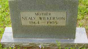 """WILKERSON, A. JANE """"NEALY"""" - Sharp County, Arkansas   A. JANE """"NEALY"""" WILKERSON - Arkansas Gravestone Photos"""