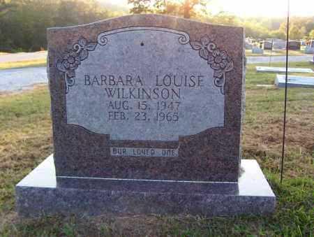 WILKINSON, BARBARA LOUISE - Sharp County, Arkansas | BARBARA LOUISE WILKINSON - Arkansas Gravestone Photos