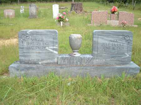 WILLIAMS, MAGGIE R. - Sharp County, Arkansas | MAGGIE R. WILLIAMS - Arkansas Gravestone Photos