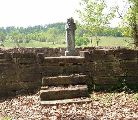 *ENTRANCE STEPS,  - Sharp County, Arkansas |  *ENTRANCE STEPS - Arkansas Gravestone Photos