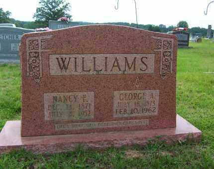 WILLIAMS, GEORGE ALEX - Sharp County, Arkansas | GEORGE ALEX WILLIAMS - Arkansas Gravestone Photos