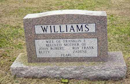 WILLIAMS, OLA DONA WILLMUTH - Sharp County, Arkansas | OLA DONA WILLMUTH WILLIAMS - Arkansas Gravestone Photos