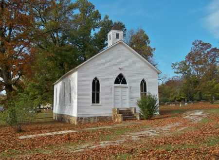 *CHURCH,  - Sharp County, Arkansas |  *CHURCH - Arkansas Gravestone Photos
