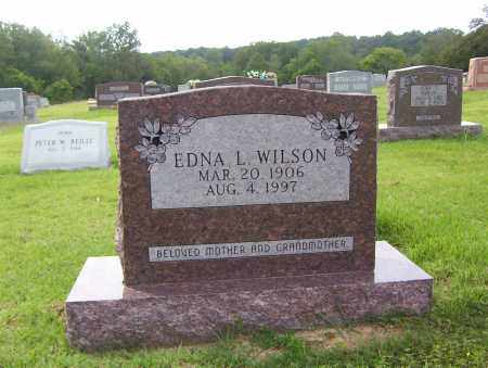 WILSON, EDNA - Sharp County, Arkansas | EDNA WILSON - Arkansas Gravestone Photos