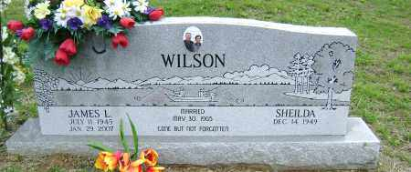 WILSON, JAMES L - Sharp County, Arkansas | JAMES L WILSON - Arkansas Gravestone Photos