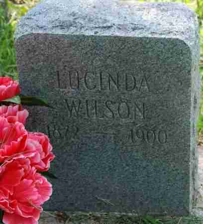 WILSON, LUCINDA - Sharp County, Arkansas | LUCINDA WILSON - Arkansas Gravestone Photos