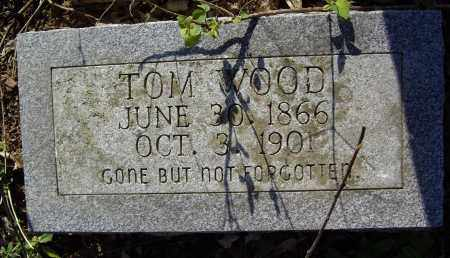 "WOOD, THOMAS ""TOM"" - Sharp County, Arkansas 