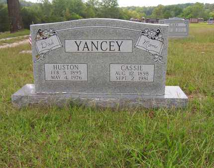 YANCEY, HUSTON A. - Sharp County, Arkansas | HUSTON A. YANCEY - Arkansas Gravestone Photos