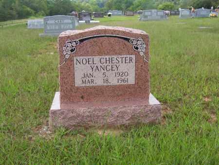 YANCEY, NOEL - Sharp County, Arkansas | NOEL YANCEY - Arkansas Gravestone Photos