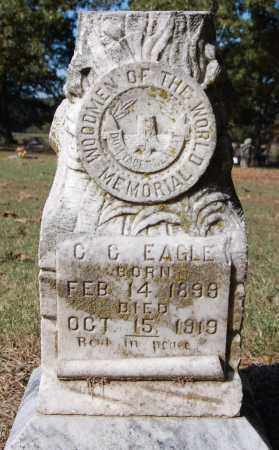 EAGLE, C. C. - St. Francis County, Arkansas | C. C. EAGLE - Arkansas Gravestone Photos