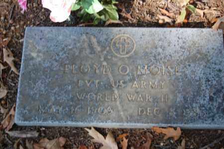 MOISE  (VETERAN WWII), FLOYD O - St. Francis County, Arkansas | FLOYD O MOISE  (VETERAN WWII) - Arkansas Gravestone Photos