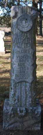VICKERS, WILLIAM E - St. Francis County, Arkansas | WILLIAM E VICKERS - Arkansas Gravestone Photos