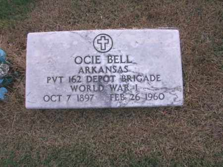 BELL  (VETERAN WWI), OCIE - St. Francis County, Arkansas | OCIE BELL  (VETERAN WWI) - Arkansas Gravestone Photos