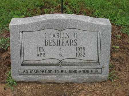 BESHEARS, CHARLES HERSHELL - St. Francis County, Arkansas | CHARLES HERSHELL BESHEARS - Arkansas Gravestone Photos