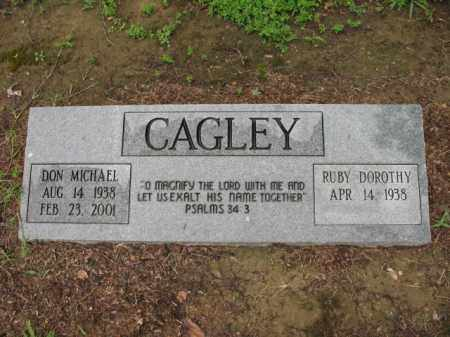 CAGLEY, DON MICHAEL - St. Francis County, Arkansas | DON MICHAEL CAGLEY - Arkansas Gravestone Photos