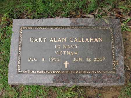 CALLAHAN (VETERAN VIET), GARY ALAN - St. Francis County, Arkansas | GARY ALAN CALLAHAN (VETERAN VIET) - Arkansas Gravestone Photos