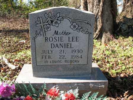 DANIEL, ROSIE LEE - St. Francis County, Arkansas | ROSIE LEE DANIEL - Arkansas Gravestone Photos