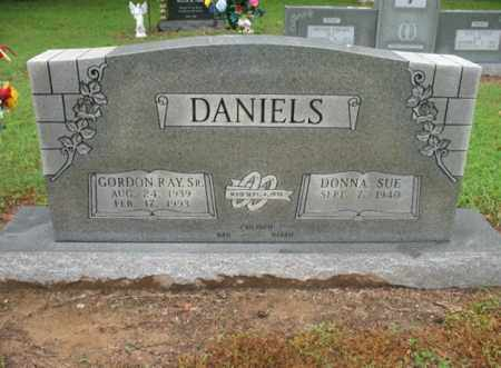 DANIELS, SR, GORDON RAY - St. Francis County, Arkansas | GORDON RAY DANIELS, SR - Arkansas Gravestone Photos