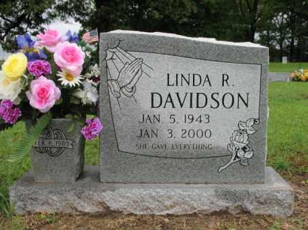 SEARCY DAVIDSON, LINDA RUTH - St. Francis County, Arkansas | LINDA RUTH SEARCY DAVIDSON - Arkansas Gravestone Photos