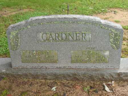 GARDNER, LOIS I - St. Francis County, Arkansas | LOIS I GARDNER - Arkansas Gravestone Photos
