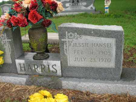 HARRIS, JESSIE - St. Francis County, Arkansas | JESSIE HARRIS - Arkansas Gravestone Photos