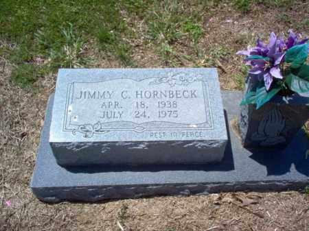HORNBECK, JIMMY C - St. Francis County, Arkansas | JIMMY C HORNBECK - Arkansas Gravestone Photos