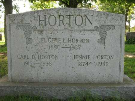 HORTON, CARL D - St. Francis County, Arkansas | CARL D HORTON - Arkansas Gravestone Photos