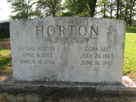 HORTON, HAVEAS ASBURY - St. Francis County, Arkansas | HAVEAS ASBURY HORTON - Arkansas Gravestone Photos