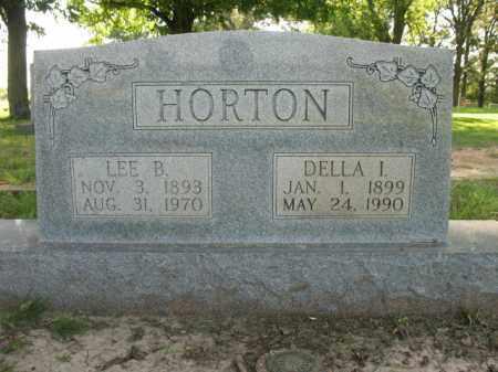 HORTON, DELLA - St. Francis County, Arkansas | DELLA HORTON - Arkansas Gravestone Photos
