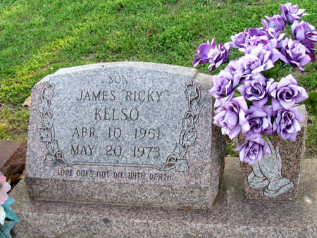 "KELSO, JAMES ""RICKEY"" - St. Francis County, Arkansas 